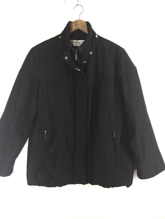 Balmain Final Drop! Balmain Paris Black Parka Jacket Size US L / EU 52-54 / 3 - 2