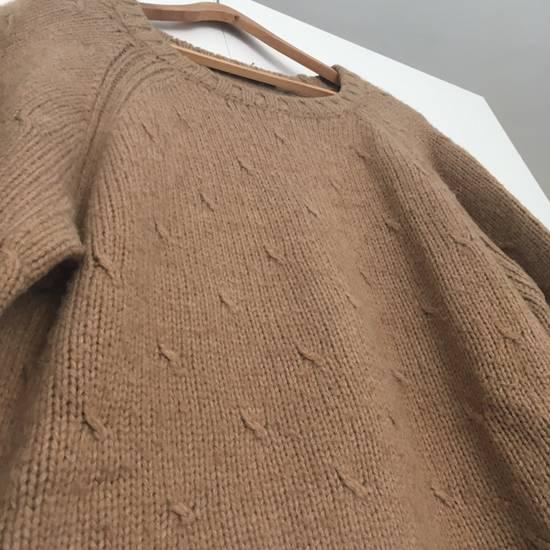 Givenchy Camel Chunky Sweater Size US XL / EU 56 / 4 - 2