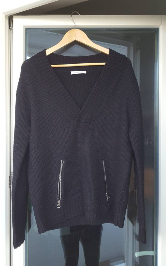Balmain Pierre Balmain V neck knitted sweater Size US M / EU 48-50 / 2