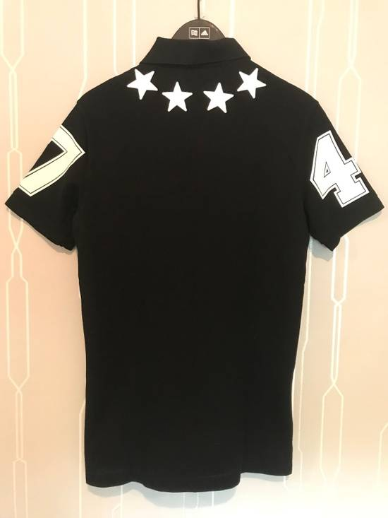 Givenchy Givench Star Patch Polo Size US M / EU 48-50 / 2 - 1