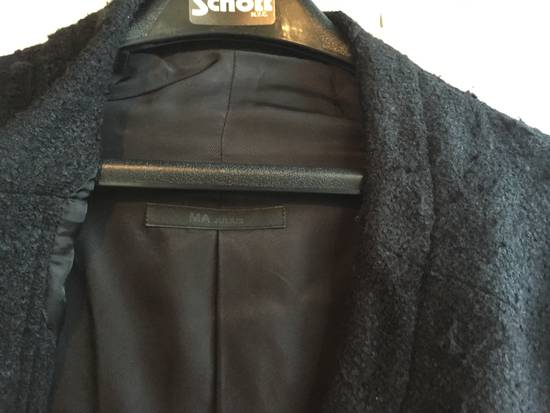 Julius FW12 Wool Blend Wrap Jacket Size US S / EU 44-46 / 1 - 2
