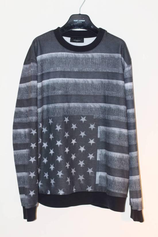 Givenchy American Flag Print Sweatshirt Size US XL / EU 56 / 4