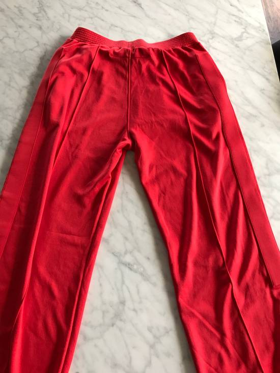 Givenchy Bnwt 1.0k Red Givenchy Jogging Trousers Size US 30 / EU 46 - 8