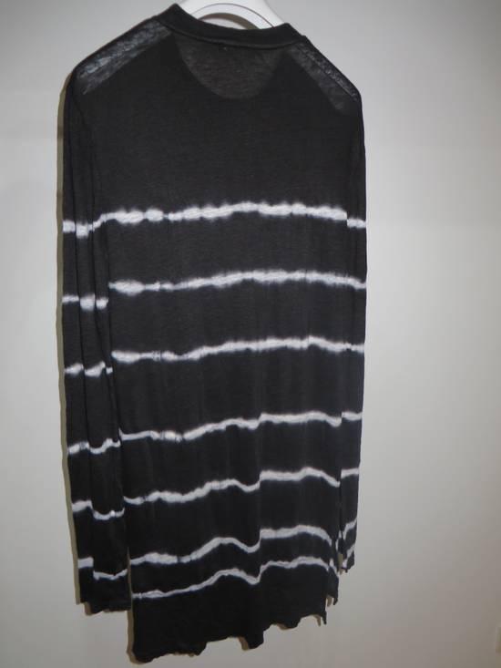 Balmain Tie-dye linen t-shirt Size US M / EU 48-50 / 2 - 7