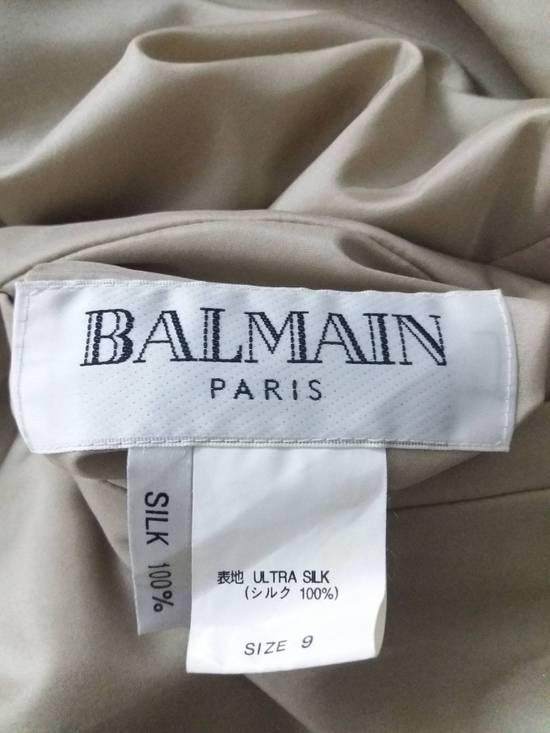 Balmain 🔥 Last Drop!! Balmain Paris Faux Fur Shawl Long Coat Size US M / EU 48-50 / 2 - 2
