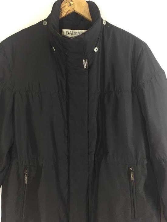Balmain Final Drop! Balmain Paris Black Parka Jacket Size US L / EU 52-54 / 3 - 8
