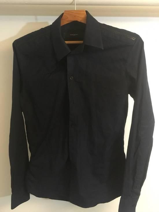 Givenchy Givenchy Shoulder Zipper Shirt Size US XS / EU 42 / 0