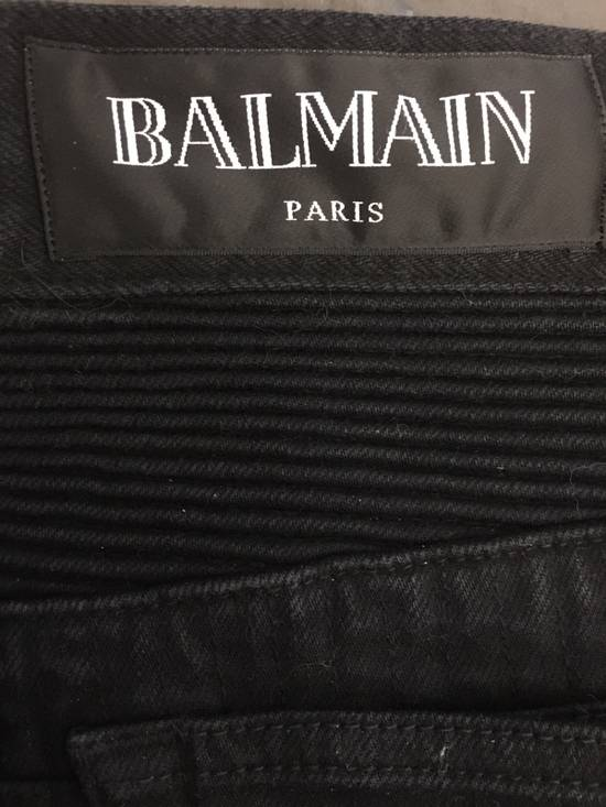 Balmain balmain biker jean Size US 32 / EU 48 - 5