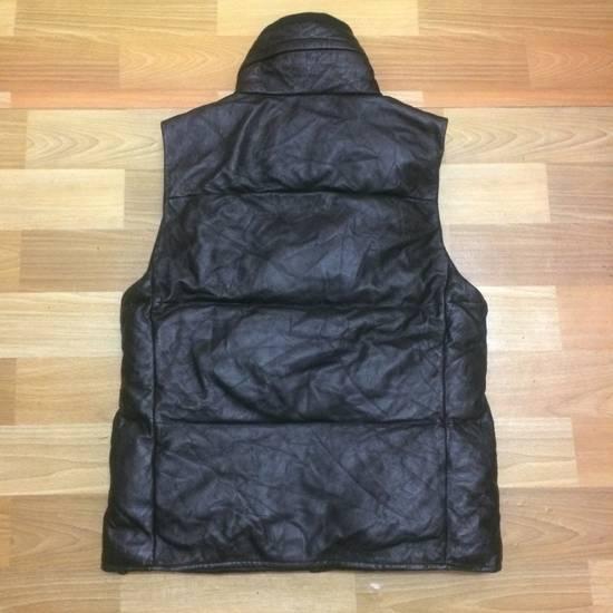Balmain Balmain Leather Puffer Vest Size US S / EU 44-46 / 1 - 8