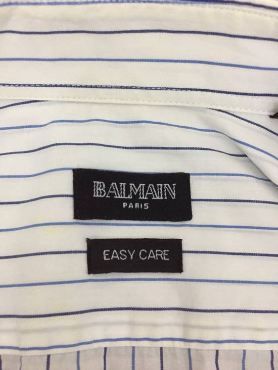 Balmain BALMAIN Long Sleeve Button Up Size US L / EU 52-54 / 3 - 7