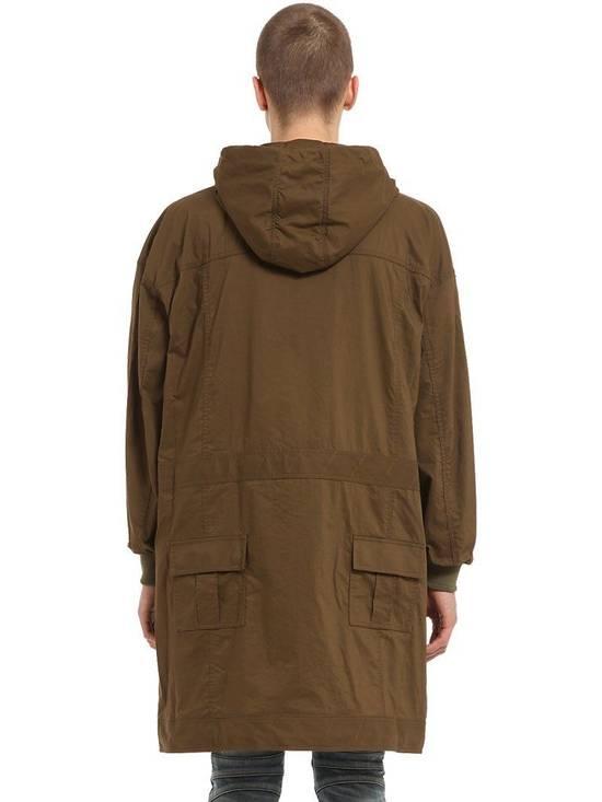 Balmain Balmain Multi Pocket Hooded Cotton Khaki Canvas Authentic $2730 Parka Size L New Size US L / EU 52-54 / 3 - 2