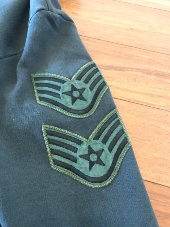 Balmain Side ZIP Hoodie with Badges Size US S / EU 44-46 / 1 - 3