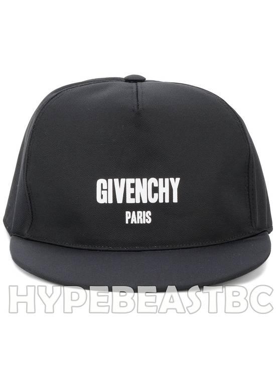 Givenchy Givenchy Paris Logo Cap Baseball Hat, Black, NWT Size ONE SIZE