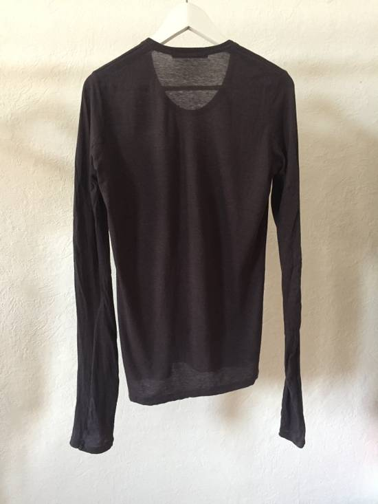 Julius Cashmere Blend purple longsleeve Size US S / EU 44-46 / 1 - 2