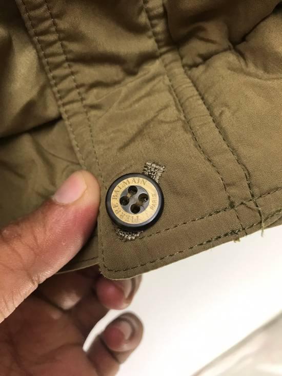 Balmain Pierre Balmain Paris 90s Cropped Jacket With Wool Lining Made in Japan Size US M / EU 48-50 / 2 - 5