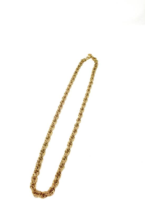 Givenchy Gold Plated necklace Size ONE SIZE - 6