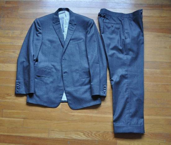 Thom Browne Early Collection Suit Size 38R