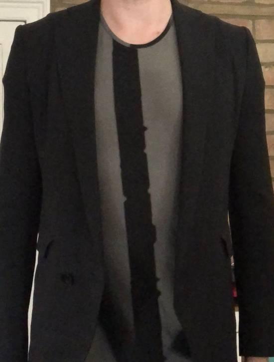 Julius Slanted Design Wool Blazer - 547JAM1 Size 40R - 4