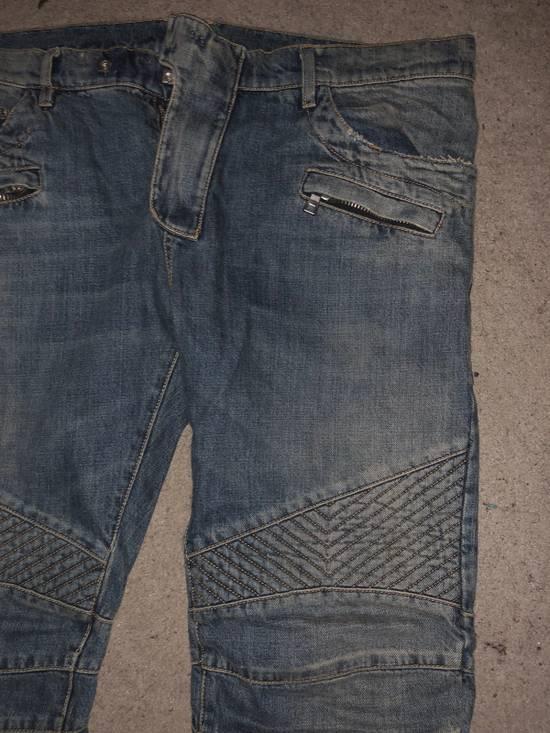 Balmain Balmain biker Jeans Size US 36 / EU 52 - 2