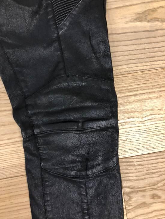 Balmain Balmain Waxed Jeans Size US 30 / EU 46 - 7