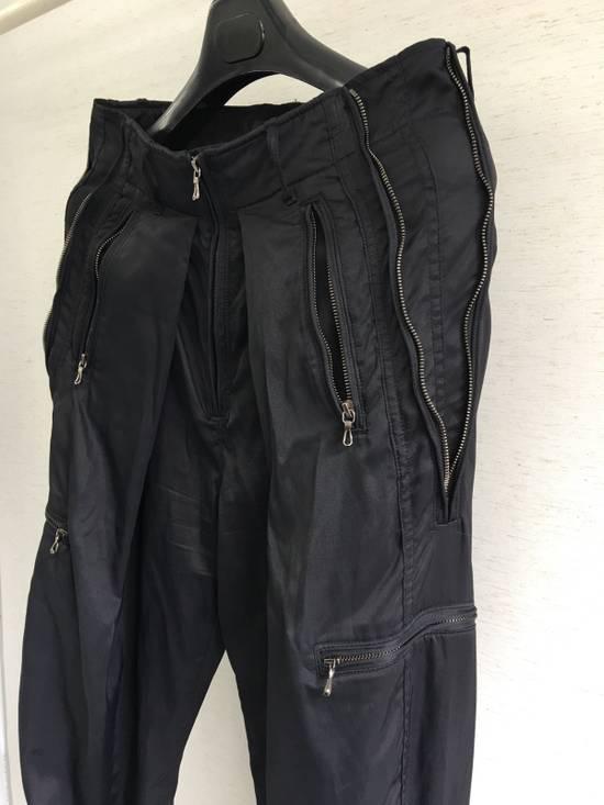 Julius Multi-zipper Pants Size US 30 / EU 46 - 2