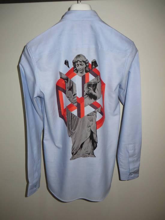 Givenchy Cube and romantic print shirt Size US S / EU 44-46 / 1 - 5