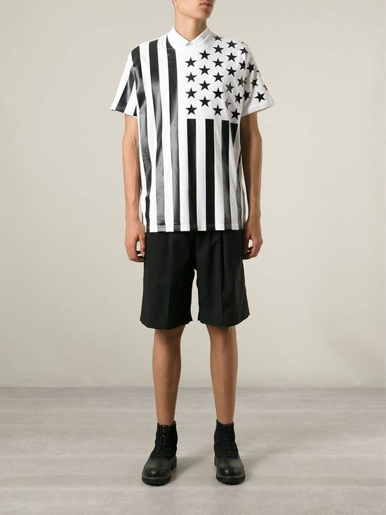 Givenchy Givenchy Stars and Stripes Rottweiler Shark Oversized T-shirt size S (L / XL) Size US S / EU 44-46 / 1 - 4