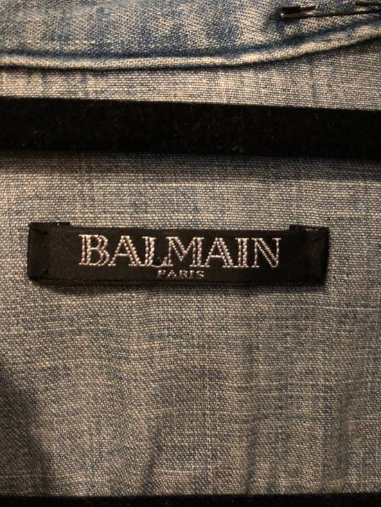 Balmain Balmain Jean Jacket Size US M / EU 48-50 / 2 - 1