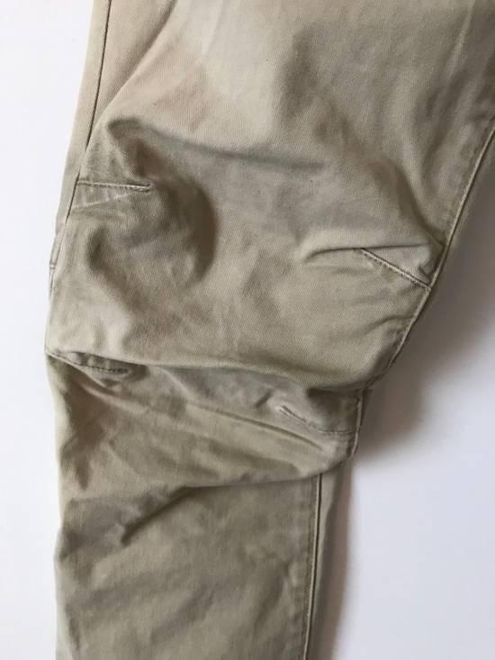 Balmain Balmain Dirt Processing Khaki Pants Size US 30 / EU 46 - 2