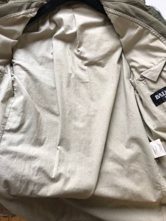 Balmain Decarnin Destroyed Saharian Jacket Size US M / EU 48-50 / 2 - 10