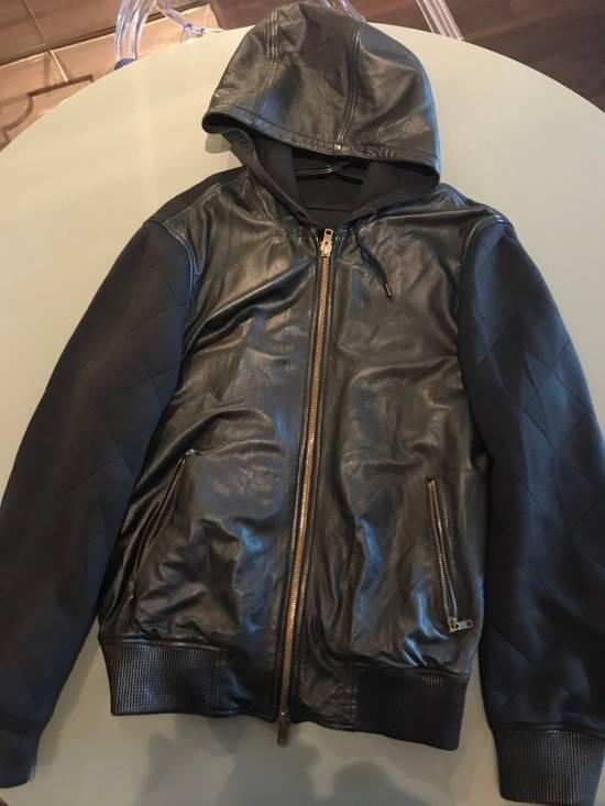 Givenchy Leather Jacket Size US M / EU 48-50 / 2