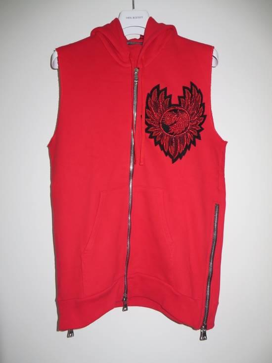 Balmain Sleeveless hoodie with Badge Size US M / EU 48-50 / 2 - 1