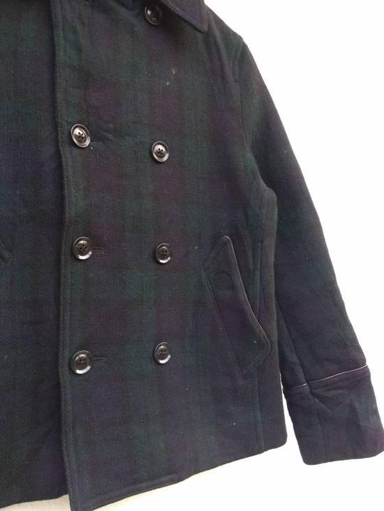 Takeo Kikuchi Takeo Kikuchi Check Plaid Tartan double breast light coat jaket parka Size US M / EU 48-50 / 2 - 2