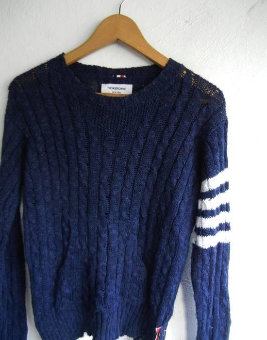 Thom Browne Thom Browne New York Navy Knitwear Size 1 Size US S / EU 44-46 / 1 - 5