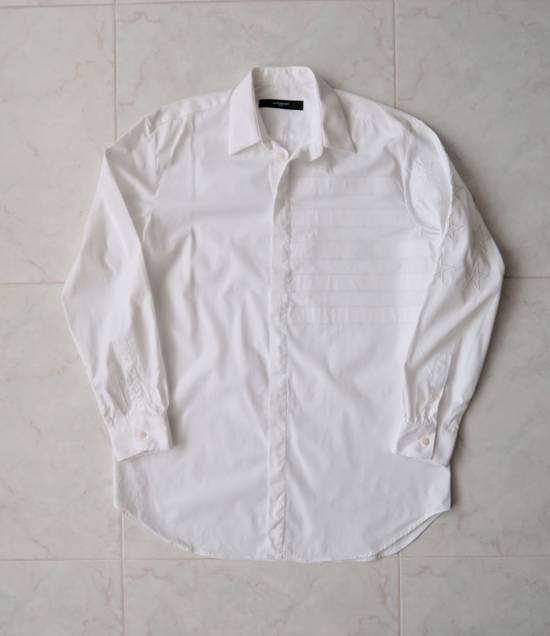 Givenchy Givenchy Stars & Stripes Embroidered Mens Dress shirt Size US L / EU 52-54 / 3