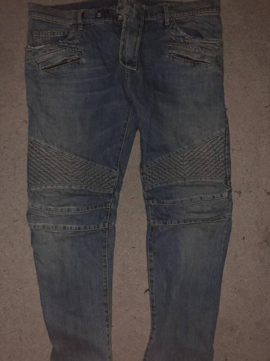 Balmain Balmain biker Jeans Size US 36 / EU 52