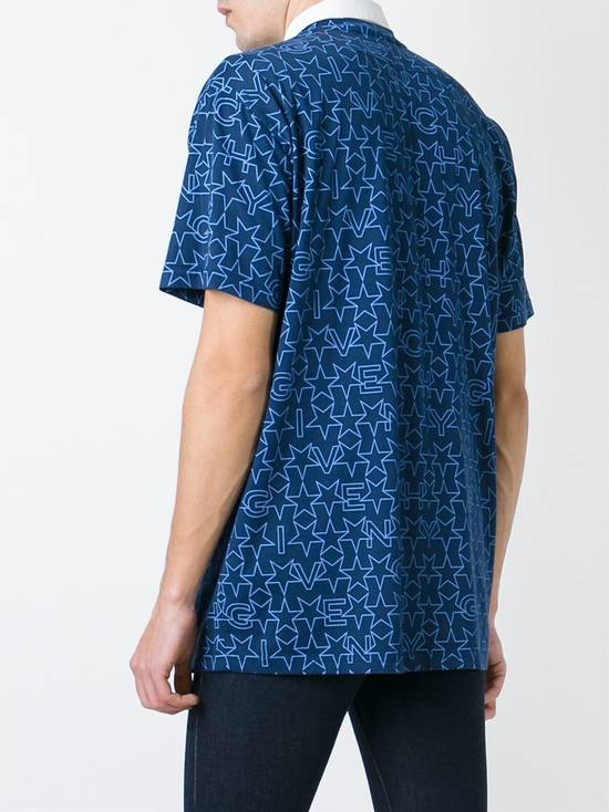 Givenchy $680 Geometric Star Print T-shirt - Brand New Size US L / EU 52-54 / 3 - 3