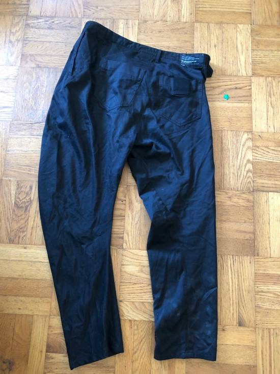 Julius SS14 Assymetrical Twisted Trousers Size US 32 / EU 48 - 3