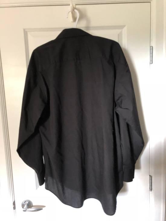 Balmain Button Up/ Dress Shirt Size US XL / EU 56 / 4 - 1