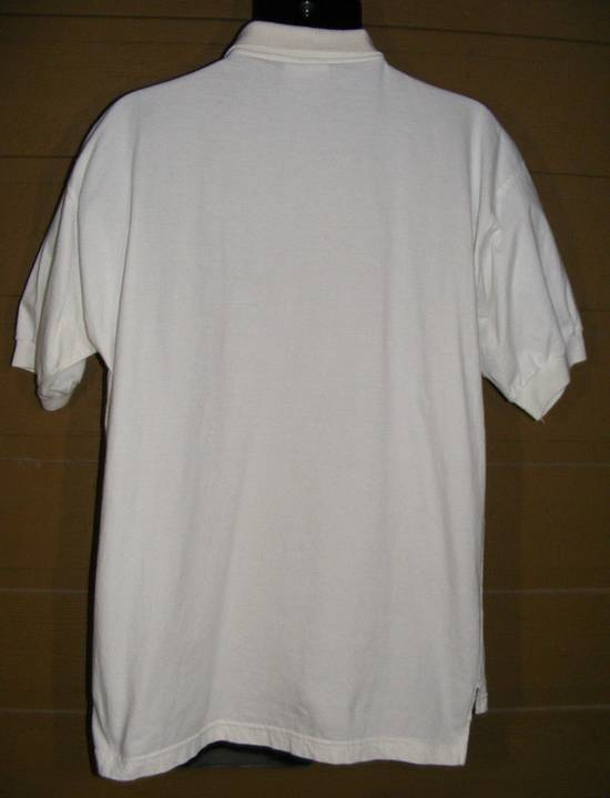 Givenchy Givenchy Activewear Polo, Vintage White, Large, Short Sleeves Size US L / EU 52-54 / 3 - 4