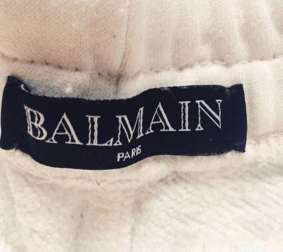Balmain Balmain Biker Sweatpants Size US 32 / EU 48 - 2