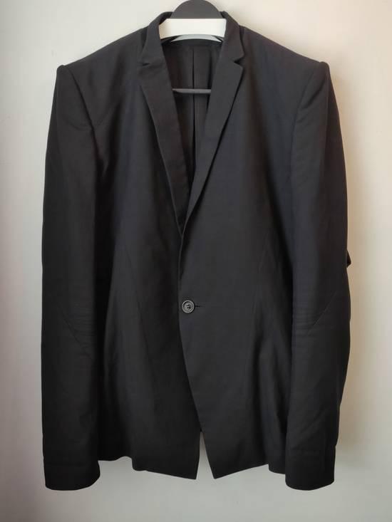 Julius Julius Blazer Jacket ( 457JAM1 ). Size 4. Black. Size US XL / EU 56 / 4 - 1