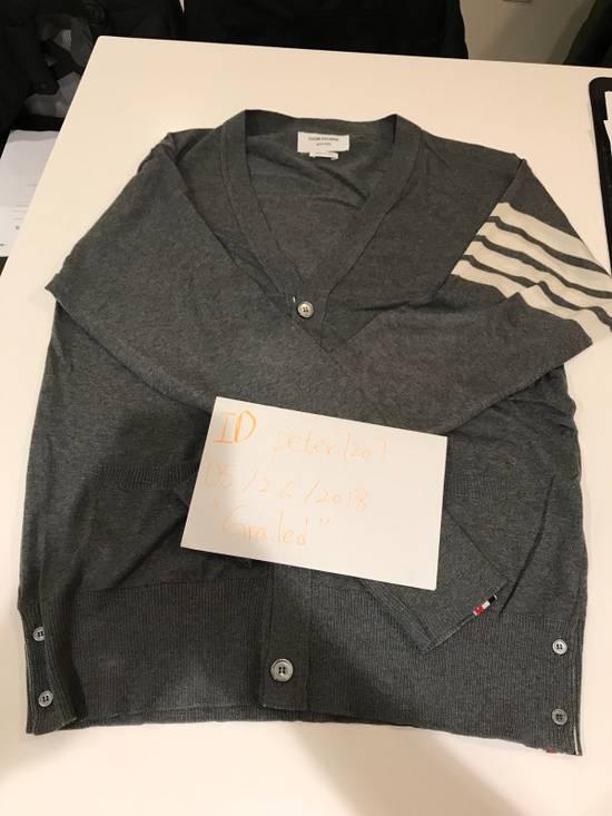Thom Browne Thom Browne Classic Cardigan Size US L / EU 52-54 / 3