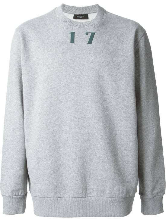 Givenchy 17 Metal Logo Sweatshirt Size US S / EU 44-46 / 1