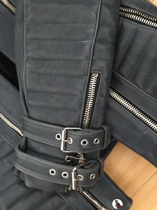 Balmain Balmain Leather Biker Jacket Size US M / EU 48-50 / 2 - 2