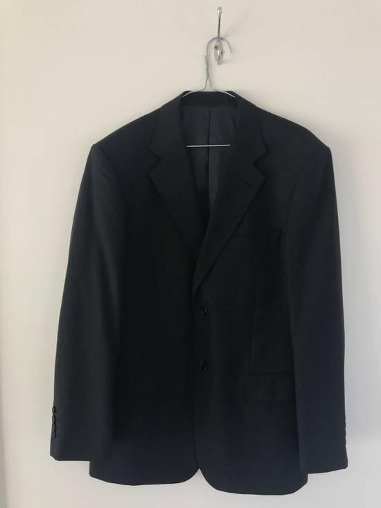 Balmain TESSUTO PINSTRIPED BLAZER Size 50R - 1
