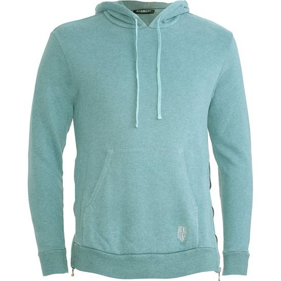 Balmain Turquoise Hoodie Size US XS / EU 42 / 0