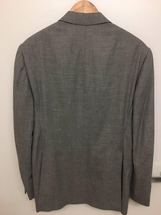 Thom Browne Thom Browne Grey Fresco Wool jacket Size 36S - 1