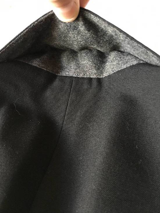 Julius Rare Japan made black fine wool tailored jacket in excellent condition Size 38R - 15