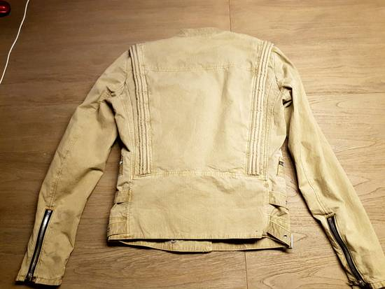 Balmain Ripstop Biker Jacket Size US S / EU 44-46 / 1 - 4